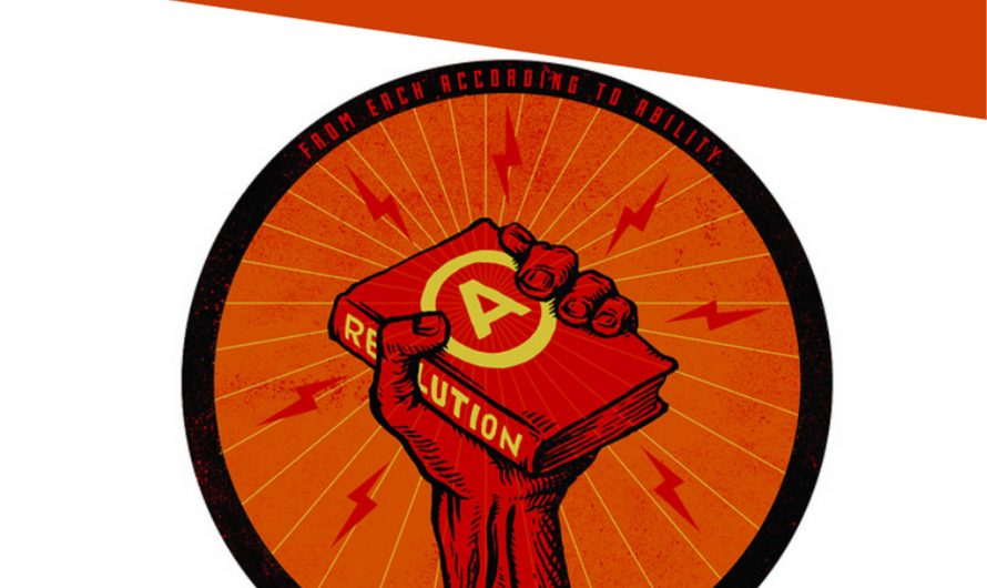 Anarchistischer Lesekreis Jeden 2. Mittwoch im Monat um 19:00 Uhr im Newcomer Cafe HRO