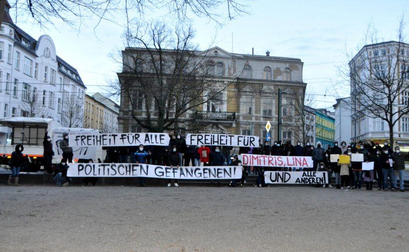 18.3.: Tag der politischen Gefangenen