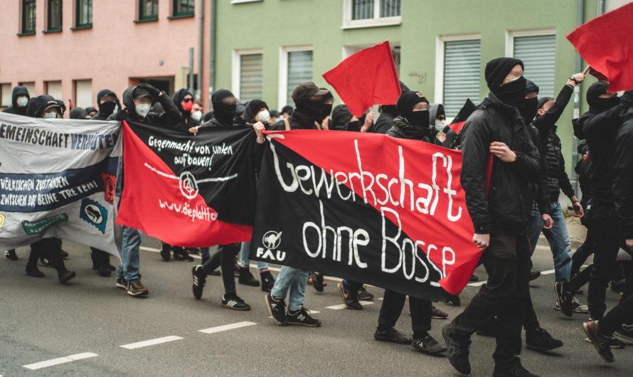1. Mai in Greifswald